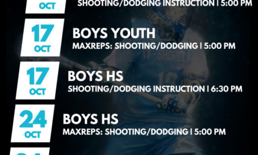 October APEX Shooting & Dodging Clinic Series